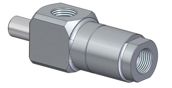 Inline Flow Regulator : Inline excess flow valve eclipse valves and fittings